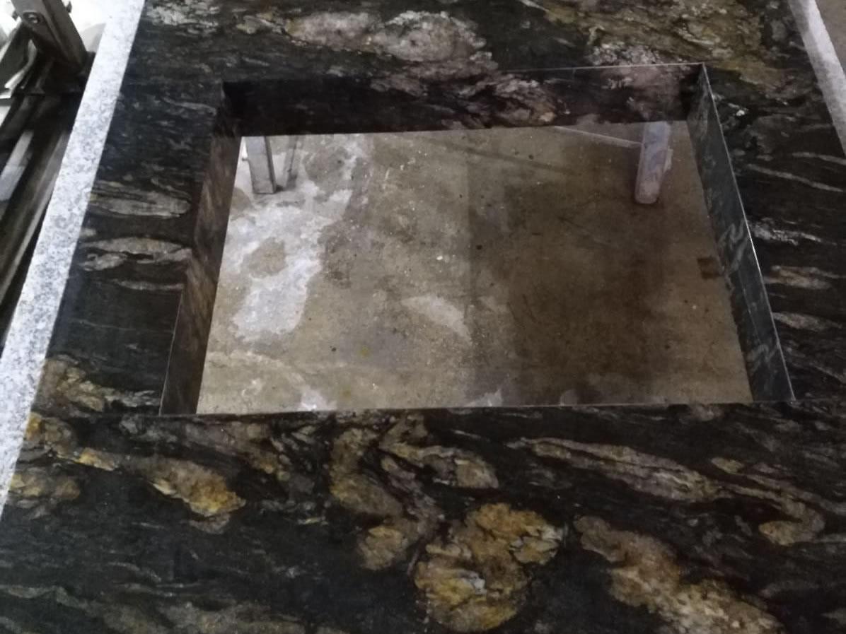 granitowe, marmurowe blaty kuchenne 5