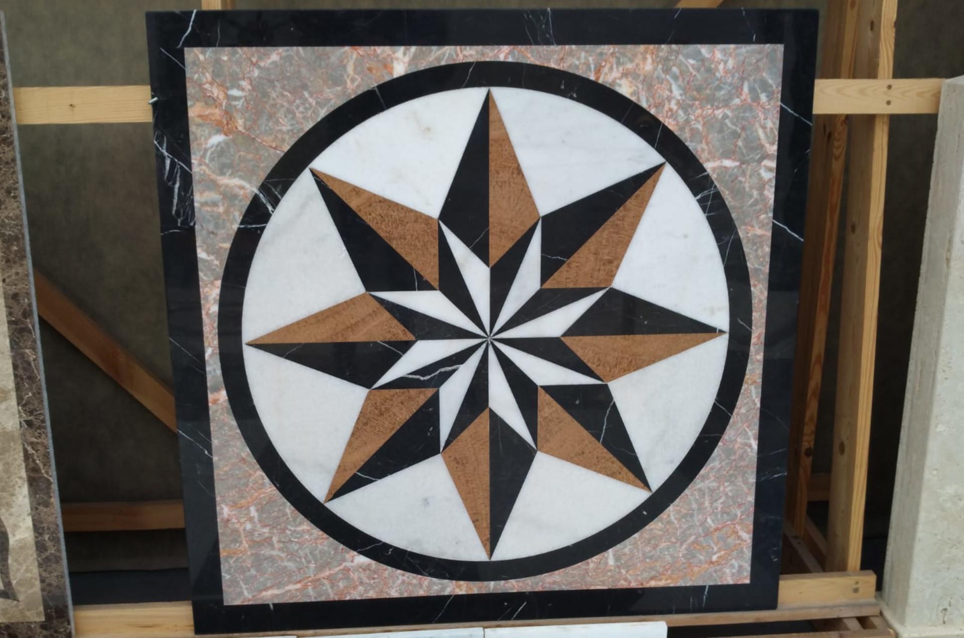 granitowe, marmurowe elementy dekoracyjne