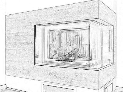 okladziny kominkow zakład kamieniarski